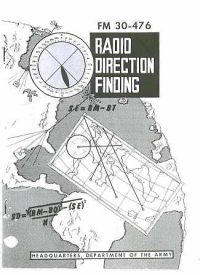 Radio Direction FM 30-476 front cover